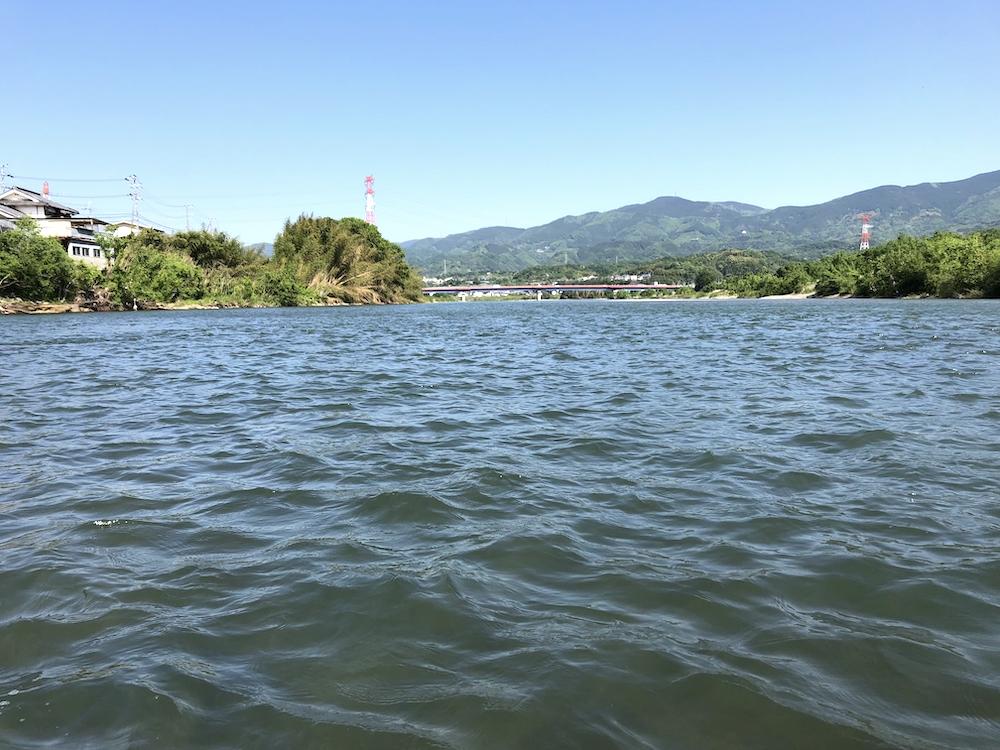 紀の川カヤック