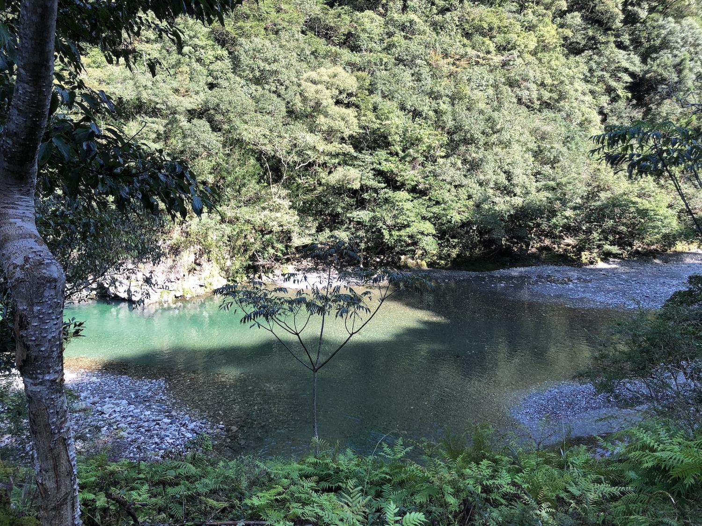 和田川の風景