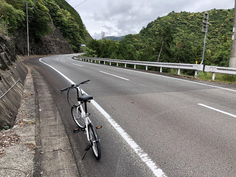 自転車での帰り道