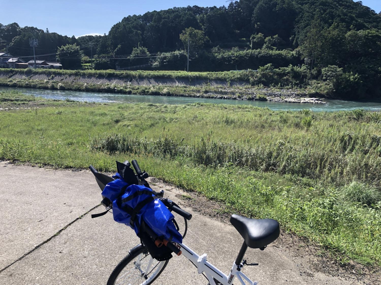 太田川ゴール地点
